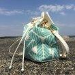 画像3: 巾着バケットバッグ・2WAYショルダーバック (Bucket Bag) (3)