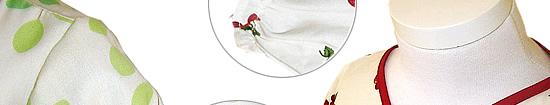 Lovely ribbon オーバーブラウス A型紙