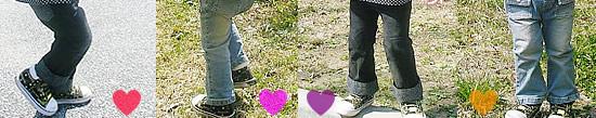 Lovely ribbon オーバーブラウス