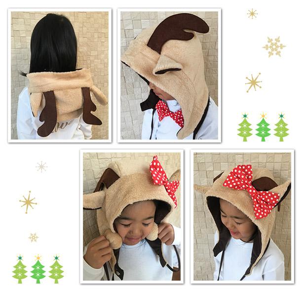トナカイ耳(Reindeer)