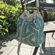 画像7: 巾着バケットバッグ・2WAYショルダーバック (Bucket Bag) (7)