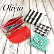 画像1: MMZ-65 Olivia(オリヴィア)ポーチ型紙・(3サイズ展開) (1)